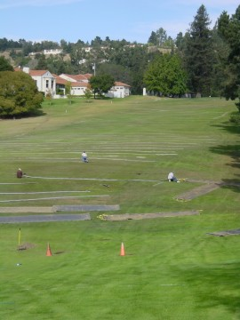 Fairway Drainage, Diablo Country Club