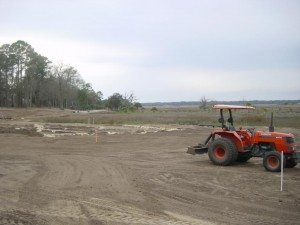 Seaside/Low-Lying installation - Colleton River Plantation
