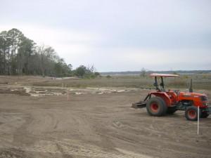 Seaside/Low-Lying installation - Colleton River Plantation