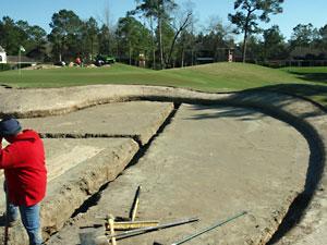 Bunker renovation, The Woodlands